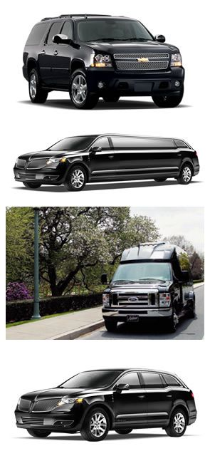 Contact Anthony Limousine - Lehigh Valley, PA