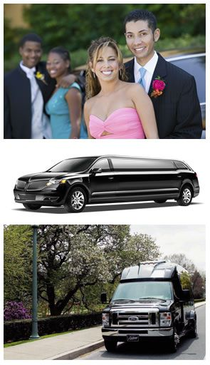 Prom Transportation from Anthony Limousine